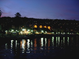 Santa Margherita Ligure… dal mare