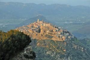 Panoramica Santa Severina