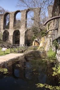 Antiche rovine di Canale Monterano