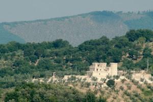 Improbabile castello costruito al giorno d'oggi