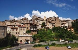Panorama di Carbognano (VT)
