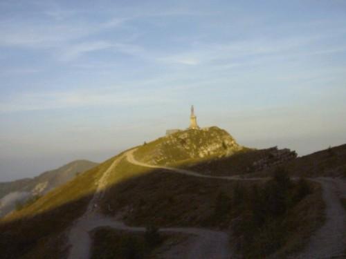 Triora - Monumento al Redentore (2164 metri)
