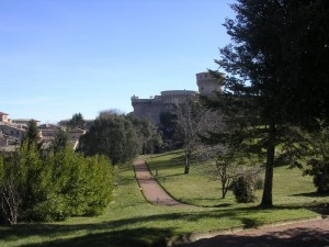 Volterra - Fortezza Medicea