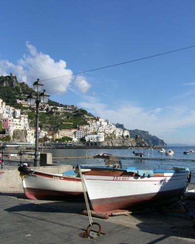 Amalfi - Scorcio di Amalfi