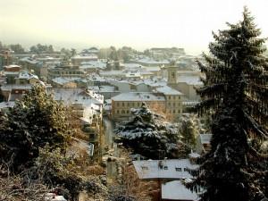 Biella vista dal Piazzo