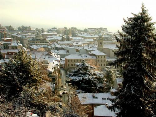 Biella - Biella vista dal Piazzo