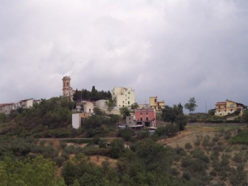 Bucchianico - Panorama cittadino