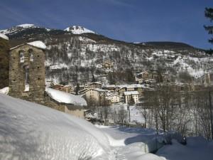 Vista di Casteldelfino