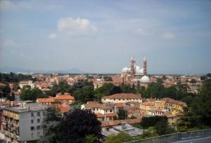 Padova, panorama