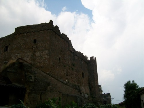 Arnara - Rocca di Arnara sec.XI
