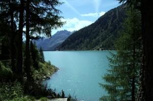 Lago di Neves (Lappago - Tures)