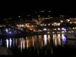 La notte di Porto Cervo