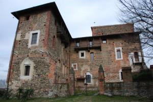 Ingresso principale al Castello