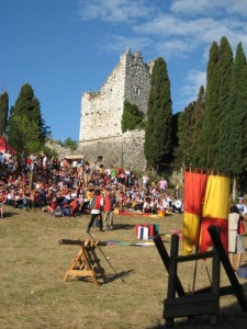 Castello di Tregnago - Medievalia