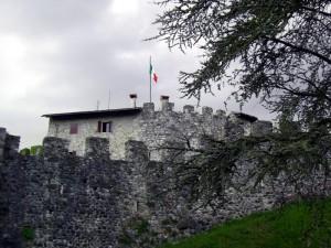 Castello d'Arcano Superiore