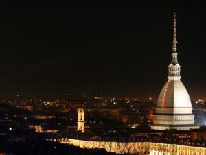 Turin la nuit