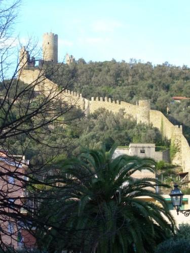 Noli - Le mura