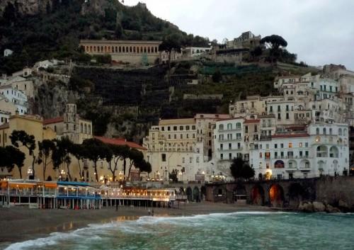 Amalfi - Amalfi,un angolo di costa