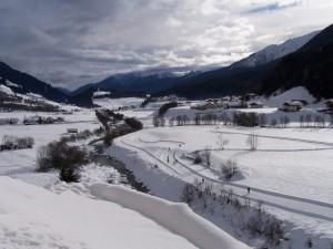 Val Ridanna in inverno