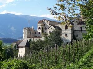 Scorcio Castello Coira