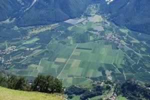La Valle delle mele (Val Venosta)