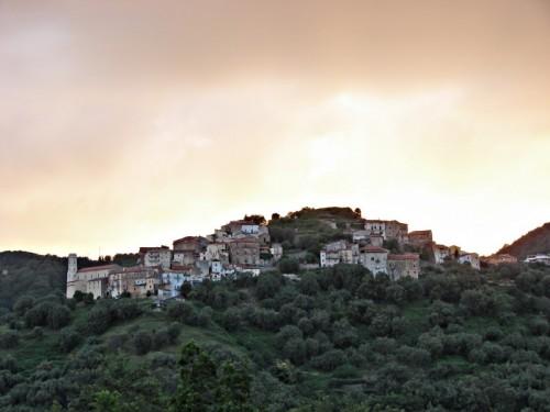Cuccaro Vetere - Strano tramonto