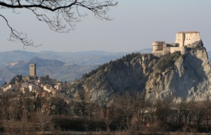 Panorama di San Leo