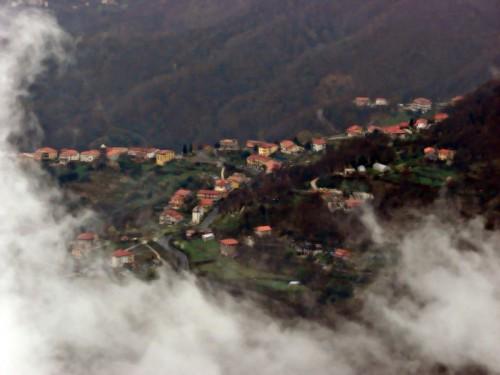 Cuccaro Vetere - Tra le nubi