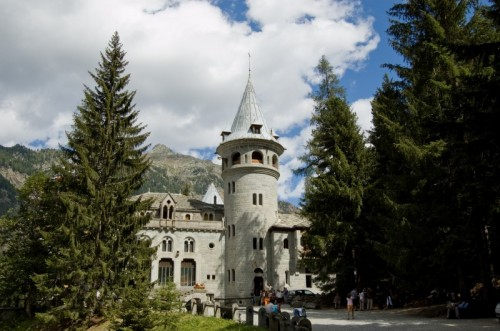 Gressoney-Saint-Jean - Castello Savoia