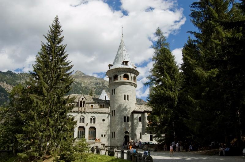''Castello Savoia'' - Gressoney-Saint-Jean
