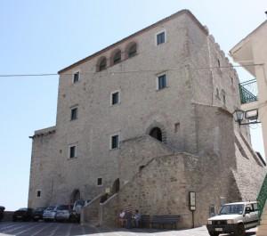 Il Castello Di Capua a Gambatesa