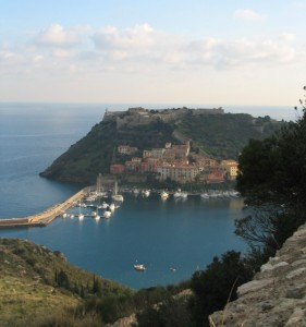Porto Ercole e la sua fortezza