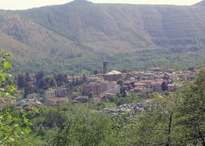 Panorama di Corio canavese