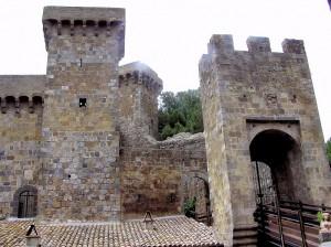 castello di Bolsena , Particolare