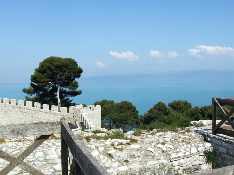 ''Panorama sul lago Trasimeno'' - Castiglione del Lago