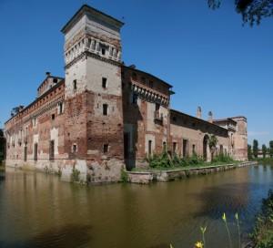 il castello di Padernello