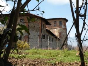 quel che rimane dell'antico castello…