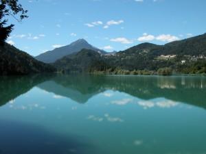 Vallesella - il lago di Centro Cadore