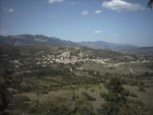 Panorama dalla provinciale