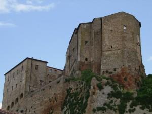 La fortezza Orsini