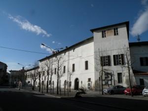 Il castello ora sede del Municipio
