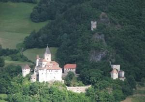 Trostburg - Veduta panoramica