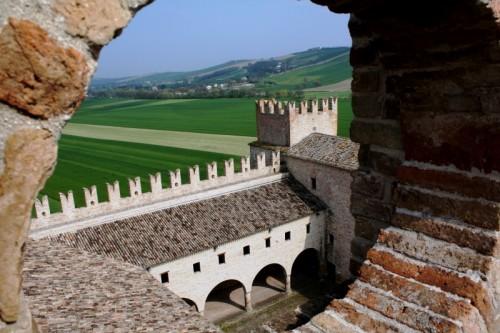 Tolentino - Scorcio Castello