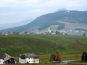 Panorama di Camporovere fraz. di Roana (VI) - nell'altopiano di Asiago