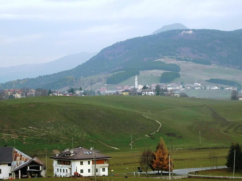 ''Panorama di Camporovere fraz. di Roana (VI) - nell'altopiano di Asiago'' - Roana