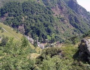 Campello Monti, comune walser della valle strona