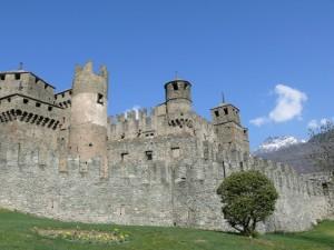 Castello di Fénis Aosta 2