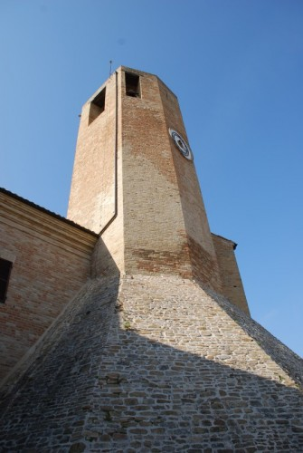 Monteleone di Fermo - Torre Esagonale