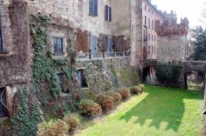 fossato del castello