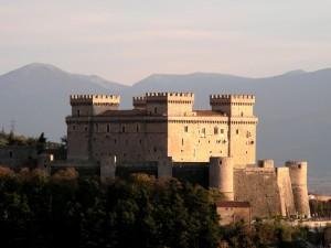 Castello Piccolomini - Celano (AQ)